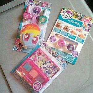 My Little Pony Accessories - Girls My Little Pony makeup set